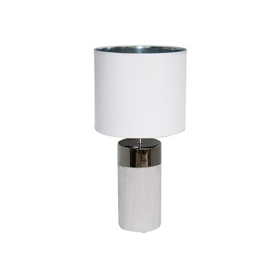 Lámpara  blanca cerámica - Imagen 1