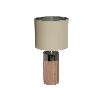 Lámpara  marrón cerámica - Imagen 1