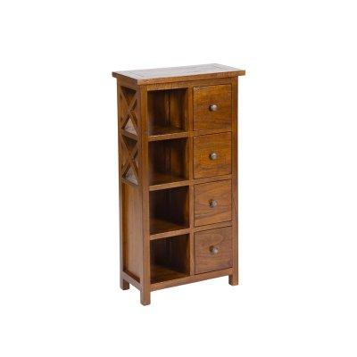 Mueble auxiliar de 4 cajones - Imagen 1