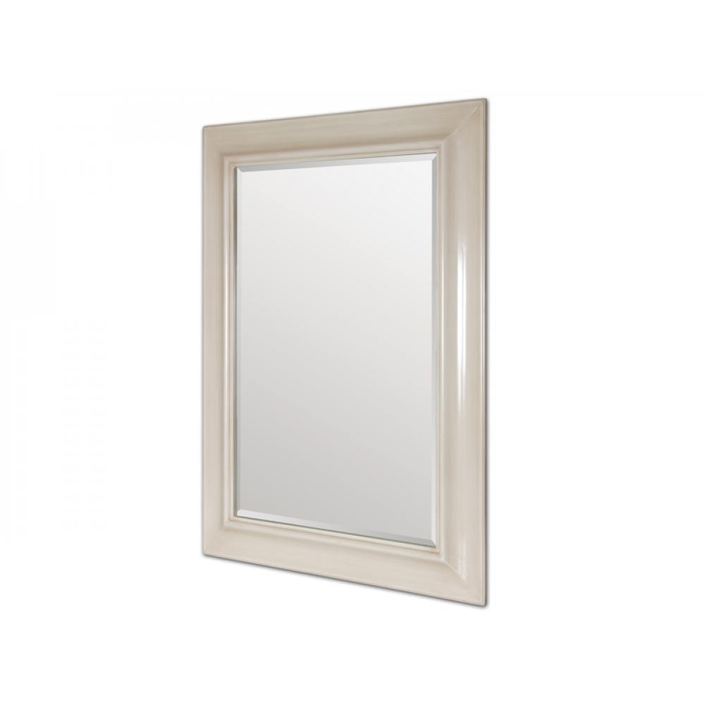 Espejo marco beige | Mobelfy
