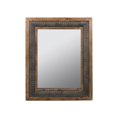 Espejo bronce/plata - Imagen 1