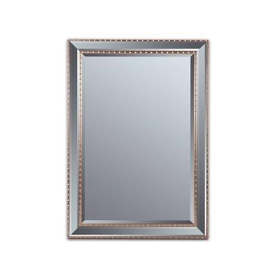 Espejo cordón plata antigua - Imagen 1