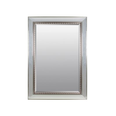 Espejo gotas plata - Imagen 1
