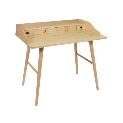 Bureau Wood 4 cajones - Imagen 1