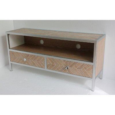 Mueble TV blanco - Imagen 1