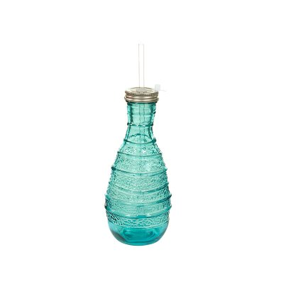 Botella Organic turquesa - Imagen 1