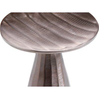 Candelabro bronce - Imagen 1