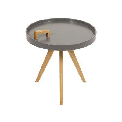 Mesa auxiliar redonda - Imagen 1