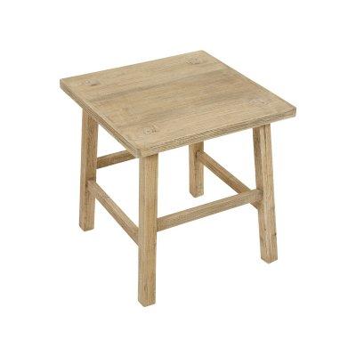 Mesa auxiliar de madera Sid - Imagen 1