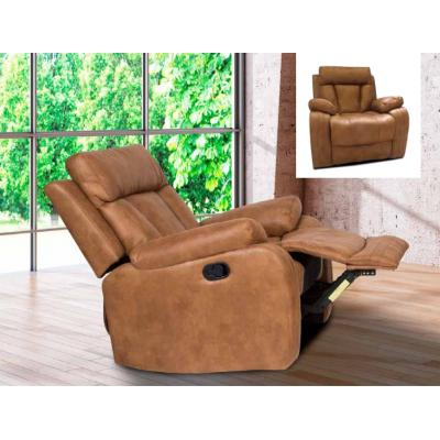 Sillón Relax modelo Washington Color Camel - Imagen 1
