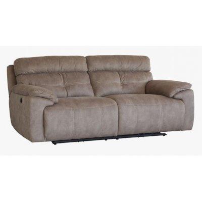 Conjunto sofá Relax 3+2 Plazas Eléctrico Modelo Ferrara - Varios Tejidos - Imagen 1