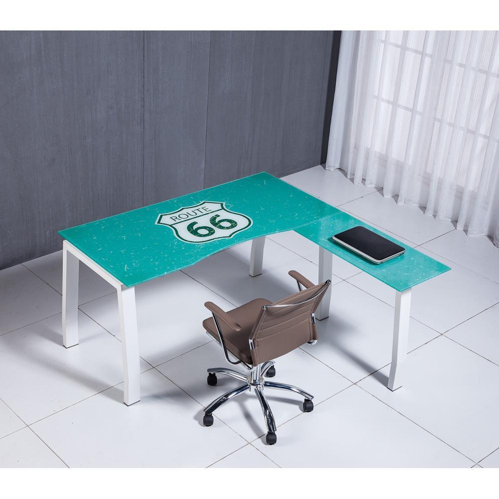 Mesa escritorio juvenil blake mobelfy - Sillas despacho carrefour ...