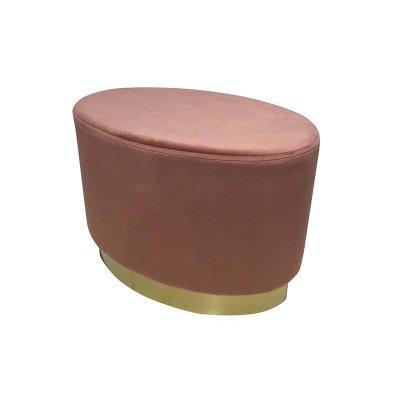 Taburete oro y púrpura - Imagen 1