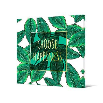 Cuadro happiness - Imagen 1