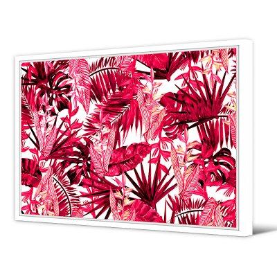 Cuadro planta roja - Imagen 1