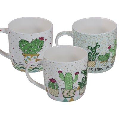Taza Cactus con caja - Imagen 1