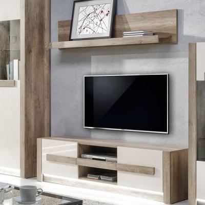 Mesa TV + Estante modelo Tiego - Imagen 1