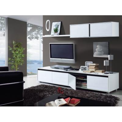 Conjunto Salón Modelo Home Basic White - Imagen 1