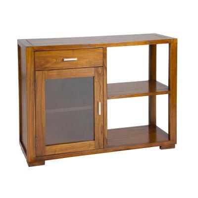 Mueble auxiliar con estante - Imagen 1