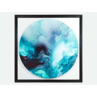 Cuadro plexiglass nubes - Imagen 1