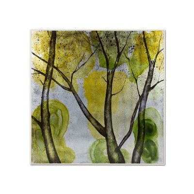 Cuadro plexiglass árbol - Imagen 1