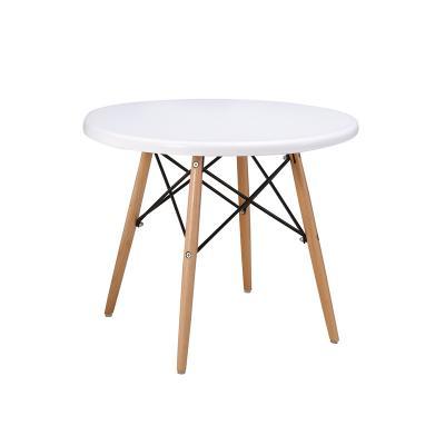 Mesa infantil de madera lacada - Imagen 1