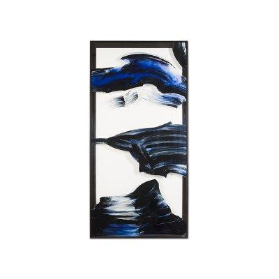 Cuadro plexiglass abstracto - Imagen 1
