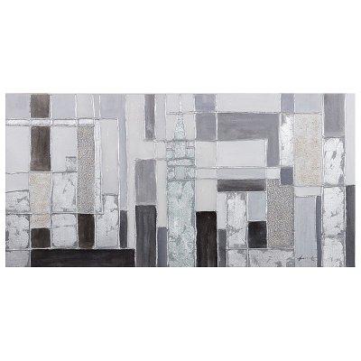 Cuadro óleo abstracto - Imagen 1