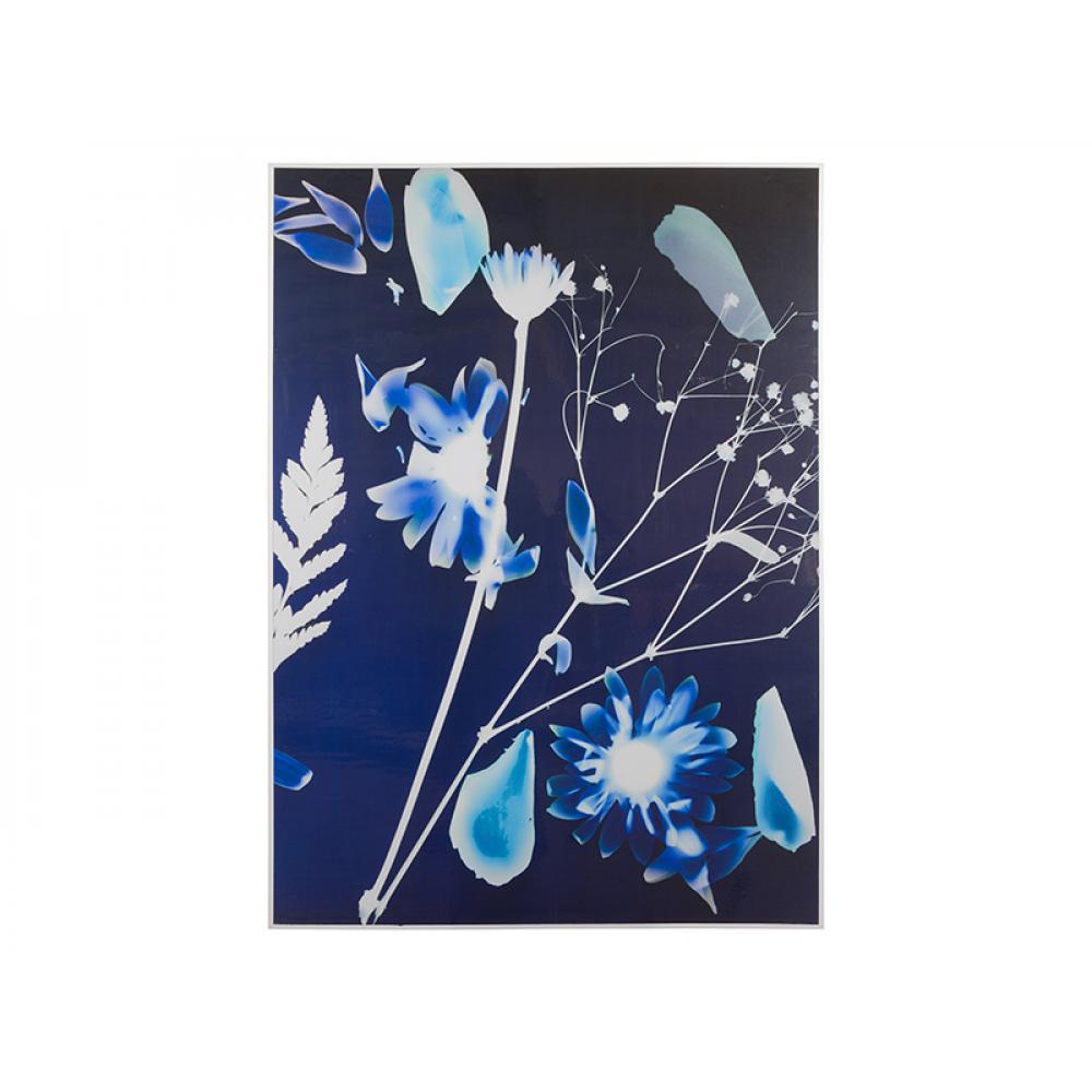 Cuadro flores - Imagen 1