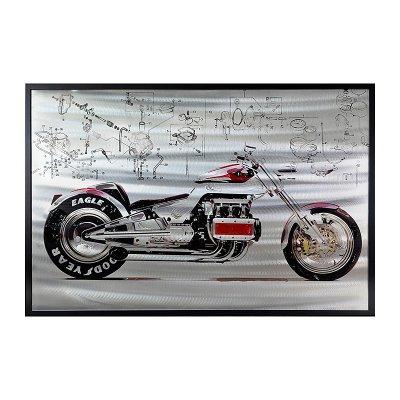 Cuadro moto - Imagen 1