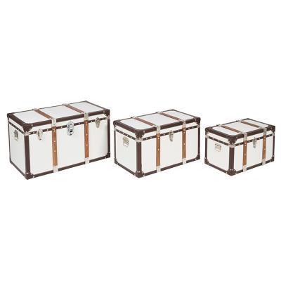 Jgo. 3 baules vintage - Imagen 1