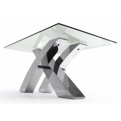 Mesa Comedor Estructura Cromada Modelo Logan 180x100 - Imagen 4