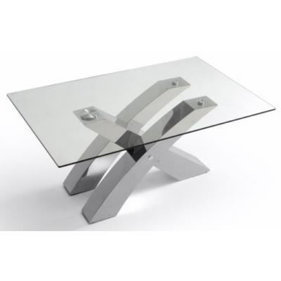 Mesa Comedor Estructura Cromada Modelo Logan 180x100 - Imagen 5