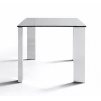 Mesa Comedor Modelo Eco Stela Estructura Cromada 120x70 - Imagen 3