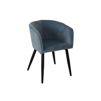 Silla pad azul - Imagen 1