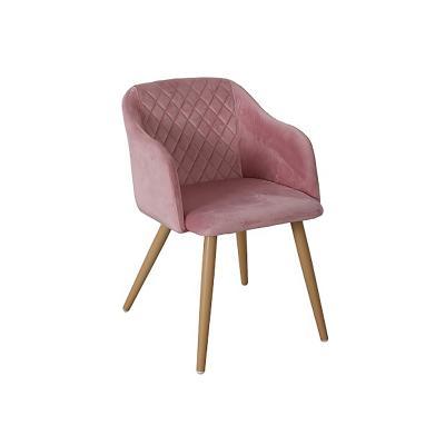 Silla cob rosa - Imagen 1