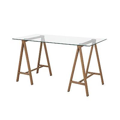 Mesa escritorio glass - Imagen 1