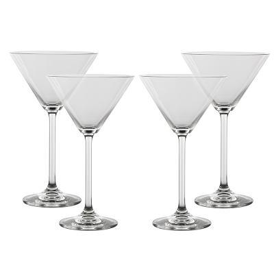 Juego 4 copas Martini - Imagen 1