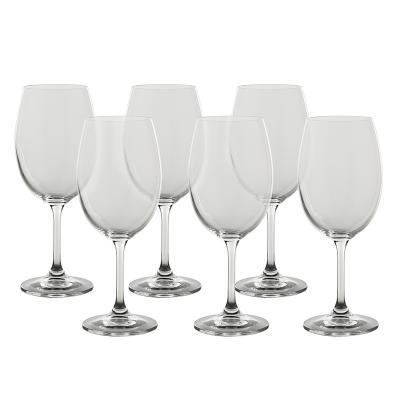 Juego 6 copas vino - Imagen 1
