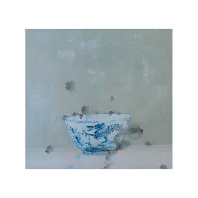 Cuadro cuenco azul - Imagen 1