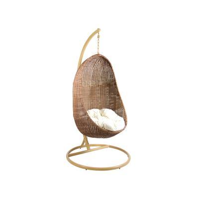 Canasto balancín cojín blanco - Imagen 1