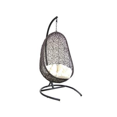 Canasto negro cojín blanco - Imagen 1