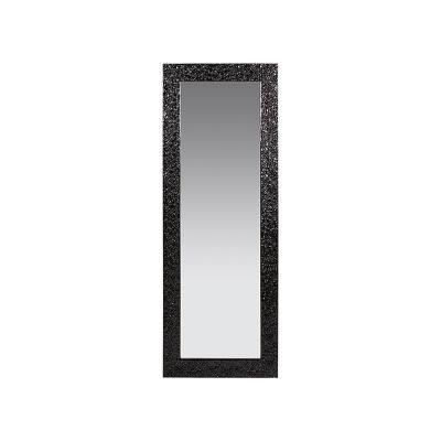 Espejo estuco negro - Imagen 1