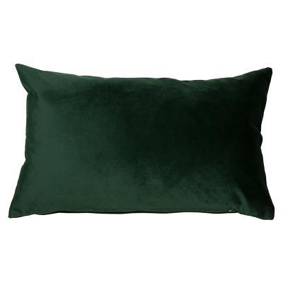 Cojín Velvet verde - Imagen 1