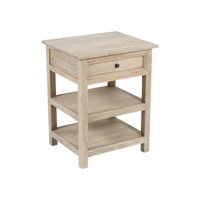 Mesa con dos estantes - Imagen 1