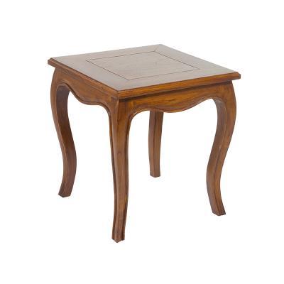 Mesa auxiliar madera - Imagen 1