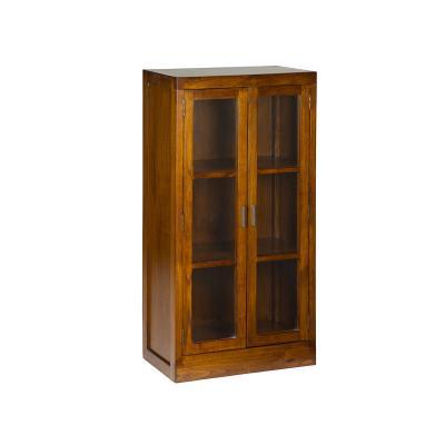 Vitrina madera 2 puertas - Imagen 1