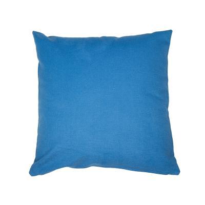 Cojín Panamá azul - Imagen 1