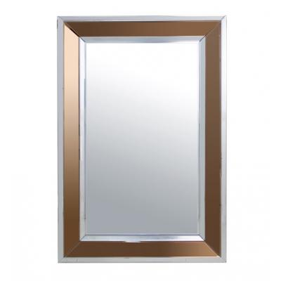 Espejo Marco Cobre E-133 160x100 - Imagen 1