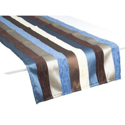 Camino de mesa Motegi azul - Imagen 1